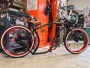 Beach cruiser velo Fahrrad
