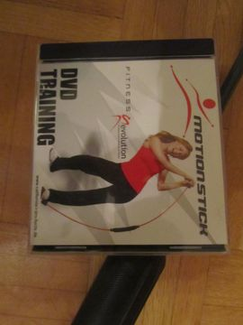 Fitness, Bodybuilding - Motionsstick Schwungstab