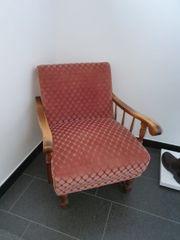 2 Sessel 70er Jahre