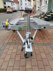 Fahrzeugtransporter Humbaur FTK 274020 Neu
