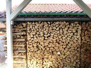 Brennholz Scheitholz Fichte