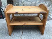 Fernsehtisch Couch-Tisch Wohnzimmertisch Beistelltisch Echtholz