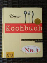 Unser Kochbuch Nr 1