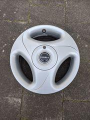 4 Leichtmetallfelgen für Fiat Citroen
