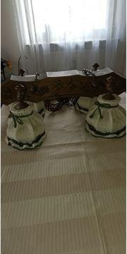 Gut erhaltene Rustikale Deckenlampe