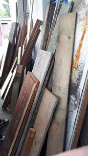 Holz zu verschenken
