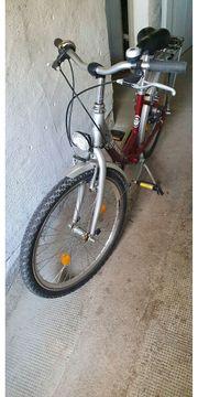 Mädchen Fahrrad 24 Sol