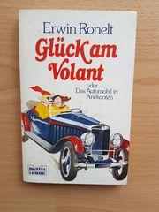 Glück am Volant Erwin Ronelt