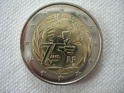 2 Euro Gedenkmünzen 2021 bankfrisch