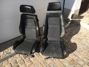 VW Corrado Recaro elektrisch Sitze