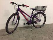 Fahrrad Mädchen 26 Zoll Rahmen