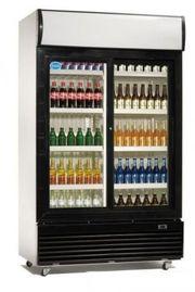 Kühlschrank für Getränke Milchprodukte Brötchen