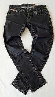 Herrlicher Touch Slim 5705 Black