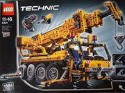 Lego Technic Pneumatik Kranwagen XXL
