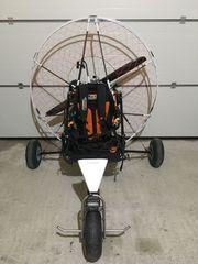 Rider Jet Paramotor