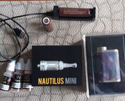 eZigarette Verdampfer Nautilus Mini
