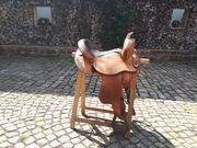 Continental Westernsattel für schmale Pferde