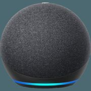 Amazon Echo Dot 4 - Schwarz