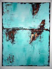 Bild Acrylbild Gemälde abstrakte Kunst