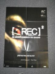 Orginal A1 Film Plakat spanischer