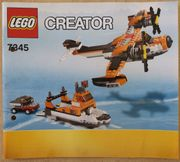LEGO Creator 3-in-1 Transporthubschrauber Prod