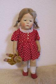 Antike Käthe Kruse Puppe Doll