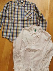 Marken Hemden langarm 110 116