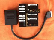 Scart TV Video Verteiler Umschalter