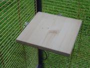 pipano Sitzbrett für Vogelkäfig Wellensittich