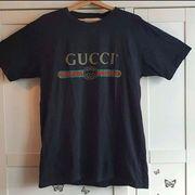 Gucci T-Shirt Schwarz