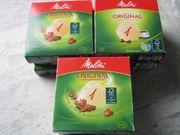 12x Rundfilterblätter für Melitta Kaffeefilter