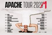 Apache 207 Dortmund 4x Innenraum