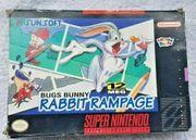 Bugs Bunny Rabbit Rampage für
