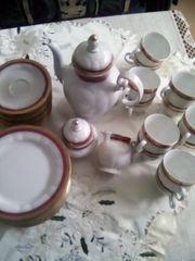 39 Teile Kaffeeservice von Seltmann