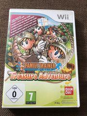 Wii Spiel Treasure Adventure