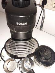 Espressomaschine Bosch