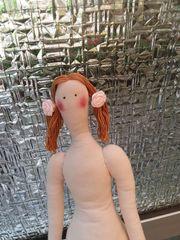 Deko-Puppe Tilda-Art Handarbeit