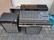 Solton Commander 4000S Echosound Mischpult