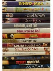 DVDs in French