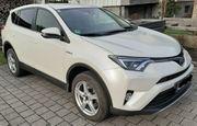 Toyota RAV 4 Hybrid S-Edition