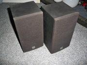 Lautsprecherboxen Sharp Made in Germany
