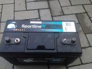 VMF Sportline RV Akku Batterie