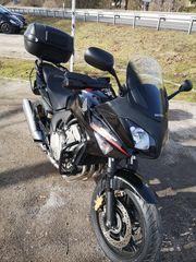 Motorrad Honda CBF 600