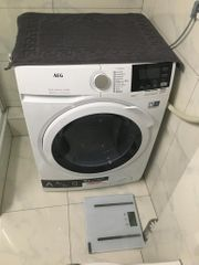 Waschmaschine incl Trockner neuwertig AEG