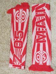 2 Mainz 05 Fan Schals