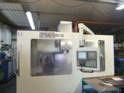 SPINNER MVC1100-A-V3 CNC-Fräsmaschine