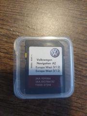 VW Navi-Update RNS315 V12 Skoda