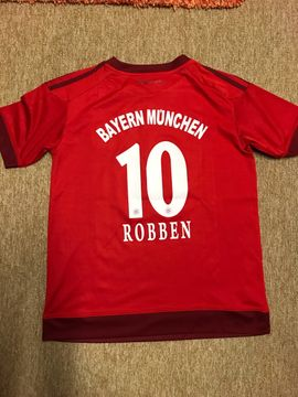 Fußball - Bayern München Trikot Gr S