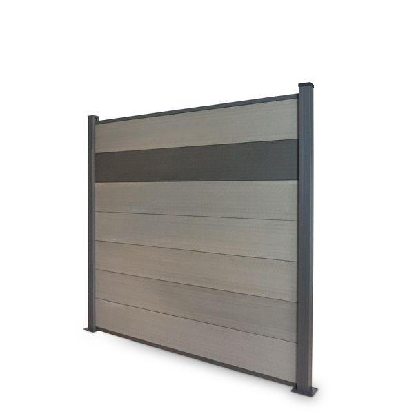 Traum Zaun Wpc Aluminium In Koln Sonstiges Fur Den Garten Balkon