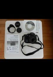 Lumix DMC-G3 digital Kamera mit